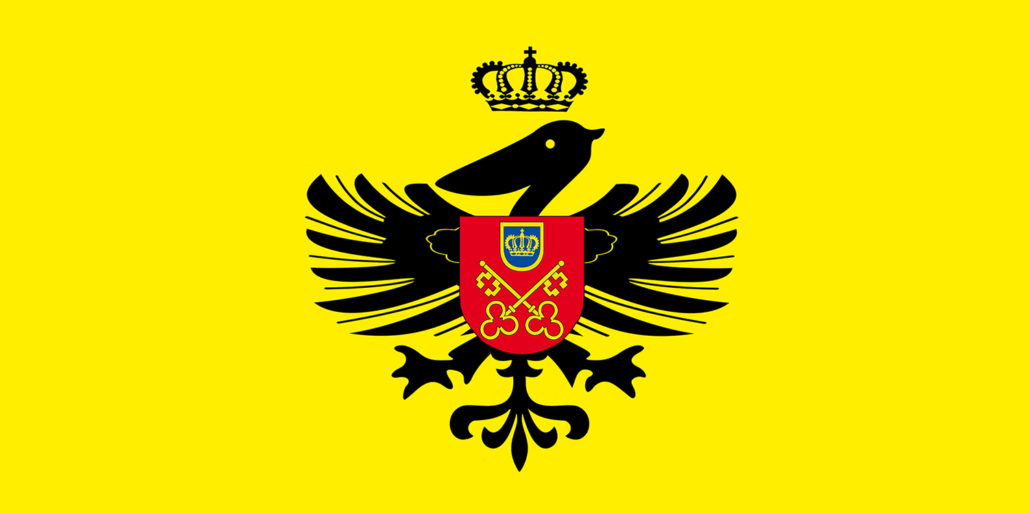 Flag of The Crown Principality of Hoehnke